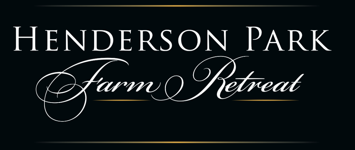 Henderson Park Farm Retreat logo