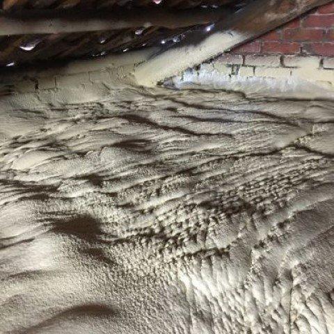 Isolamento poliuretano a spruzzo