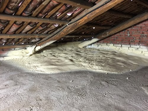 Isolamento termico con poliuretano a torino