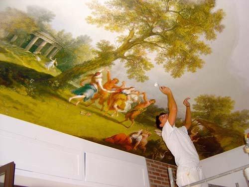 TattooWall per decorare le pareti delle case ed uffici a torino