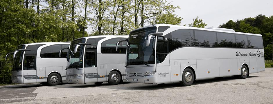 Beltramini & Gianoli bus a Varese
