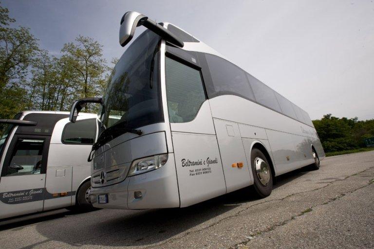 noleggio bus per turismo internazionale