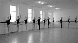 ginnastica danzata