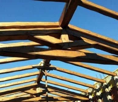 tetti in legno, installazione, personalizzazione materiali