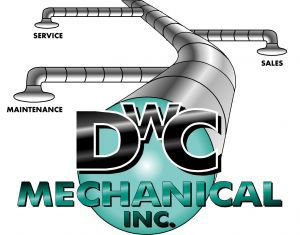 DWC mechanical logo