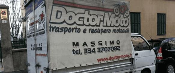 Doctor moto Genova