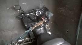 soccorso stradale per motoveicoli incidentati