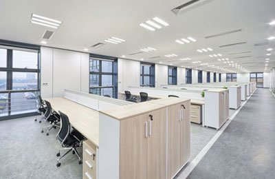 office interior cleaning