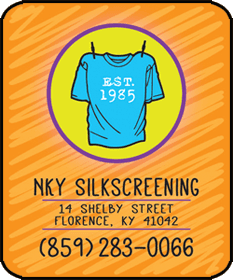Northern KY Silkscreening Inc