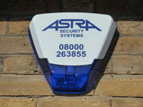 Security systems - Maidstone, Kent - Astra Security - Security bell