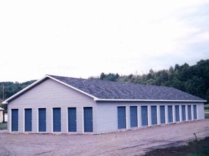 Affordable Self Storage in Coventry Vermont