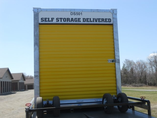 Portable Self Storage Units in Northern Vermont
