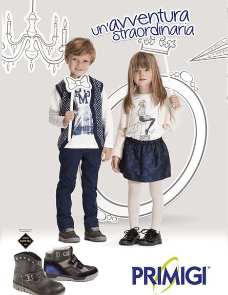 Collezione Primigi Kids