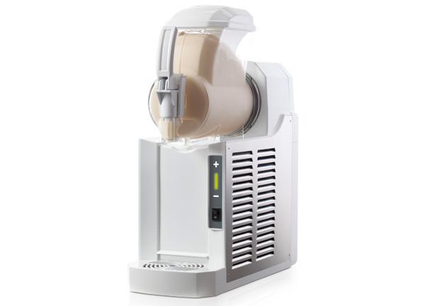 Mini dispenser succhi a San Gimignano