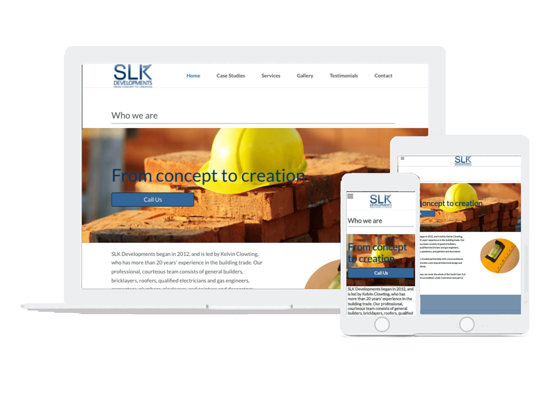 builders website designers