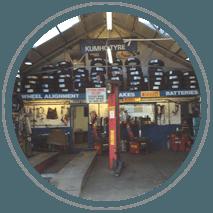 vehicle parts stock