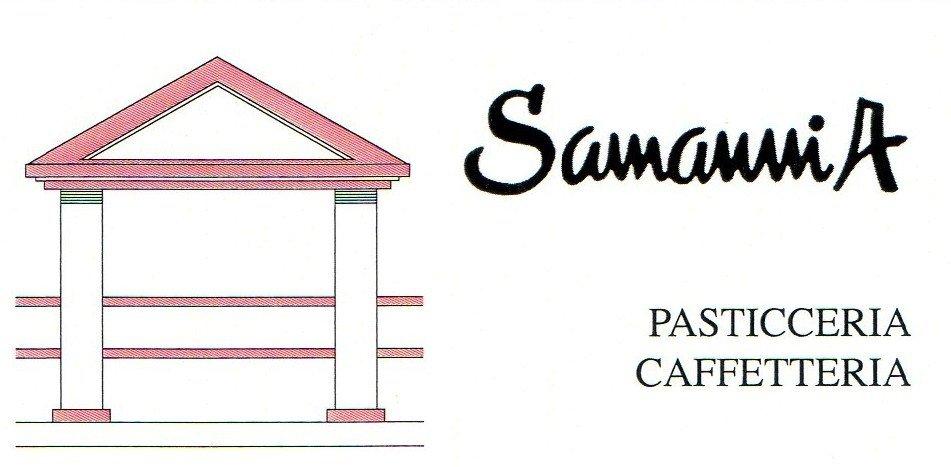 PASTICCERIA SAMANNI - LOGO