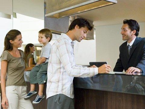 albergo per famiglie