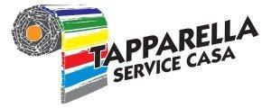 TSC TAPPARELLA SERVICE CASA - LOGO