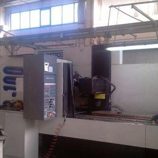 macchinario per la rettifica del metallo