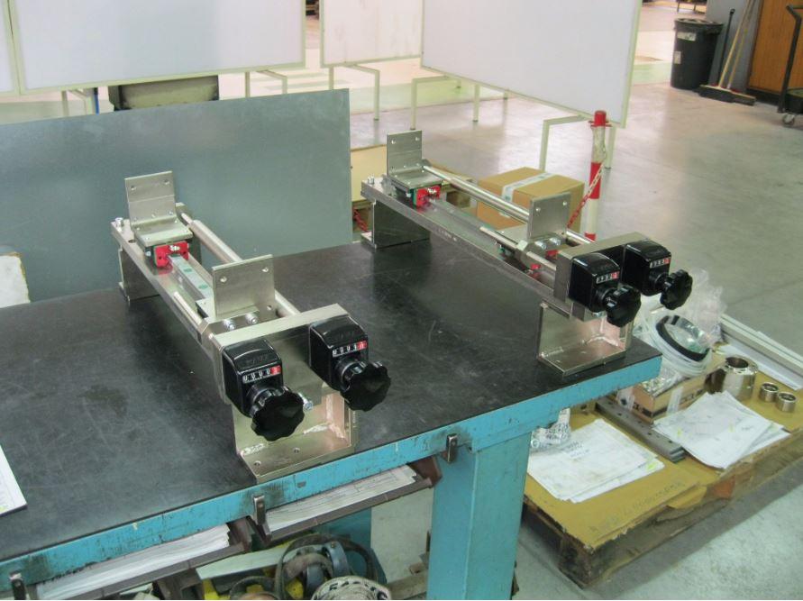 macchinario per l'assemblaggio dei metalli