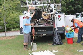 Well Repairs Raleigh, NC