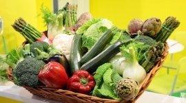 peperoni, broccoli, finocchi