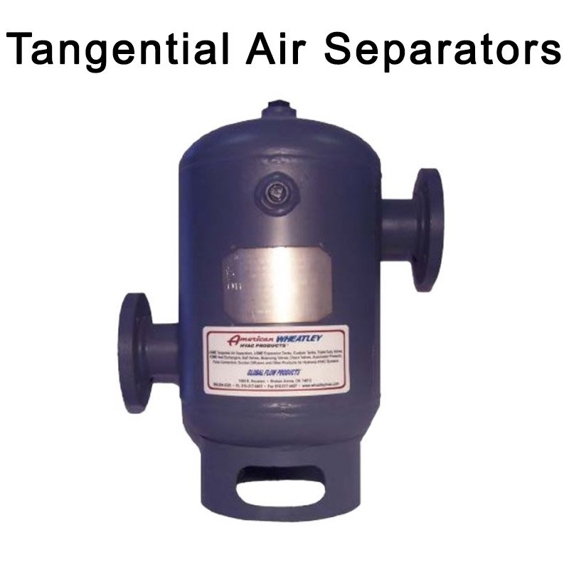 American Wheatley Hvac Air Separators