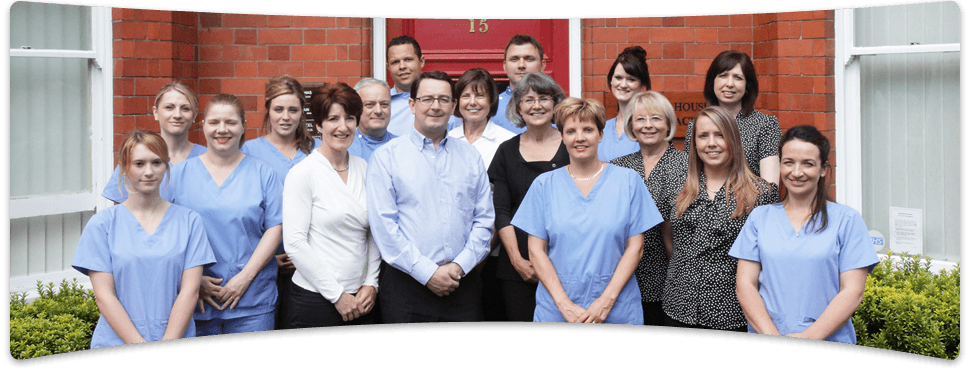 The team at Epworth House Dental Practice