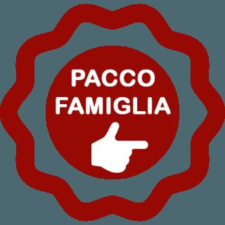 Promo pacco famiglia Macceleria Rosagiulia