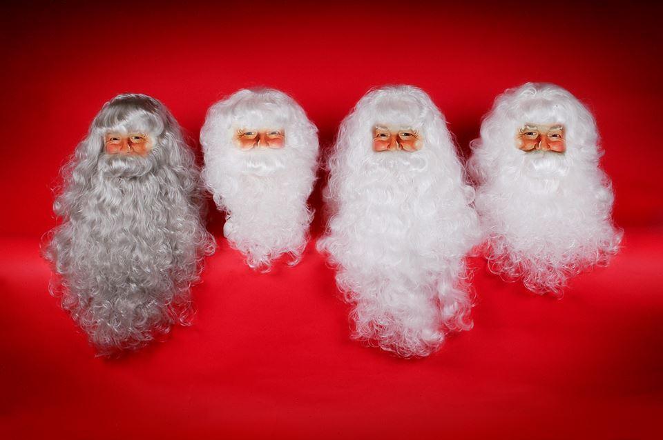 Parrucche di Santa Claus