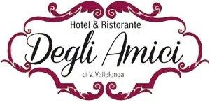 LOGO - Hotel Ristorante Degli Amici