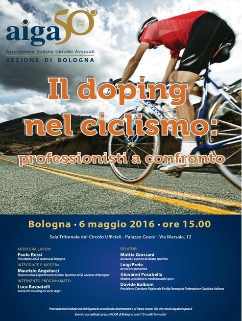 il doping nel ciclismo