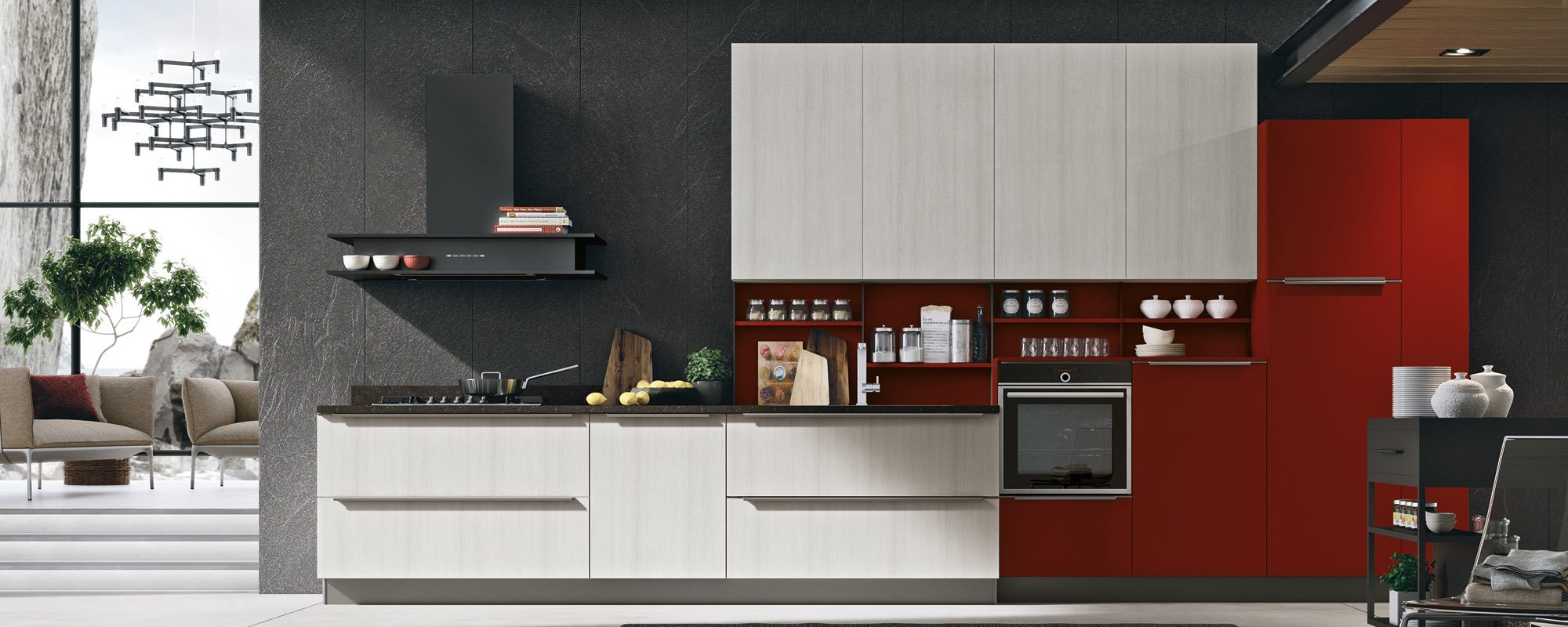 Progettazione Cucine moderne | Bagnolo San Vito | Stosa Cucine ...
