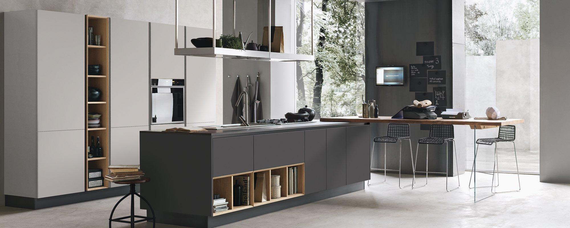 cucina moderna con modello moderno - Maya