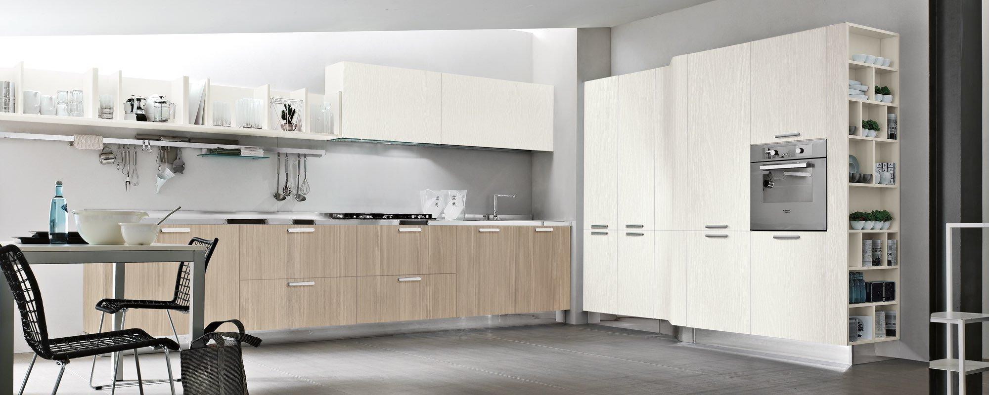 dettaglio cucina stosa moderna con arredamento -Milly