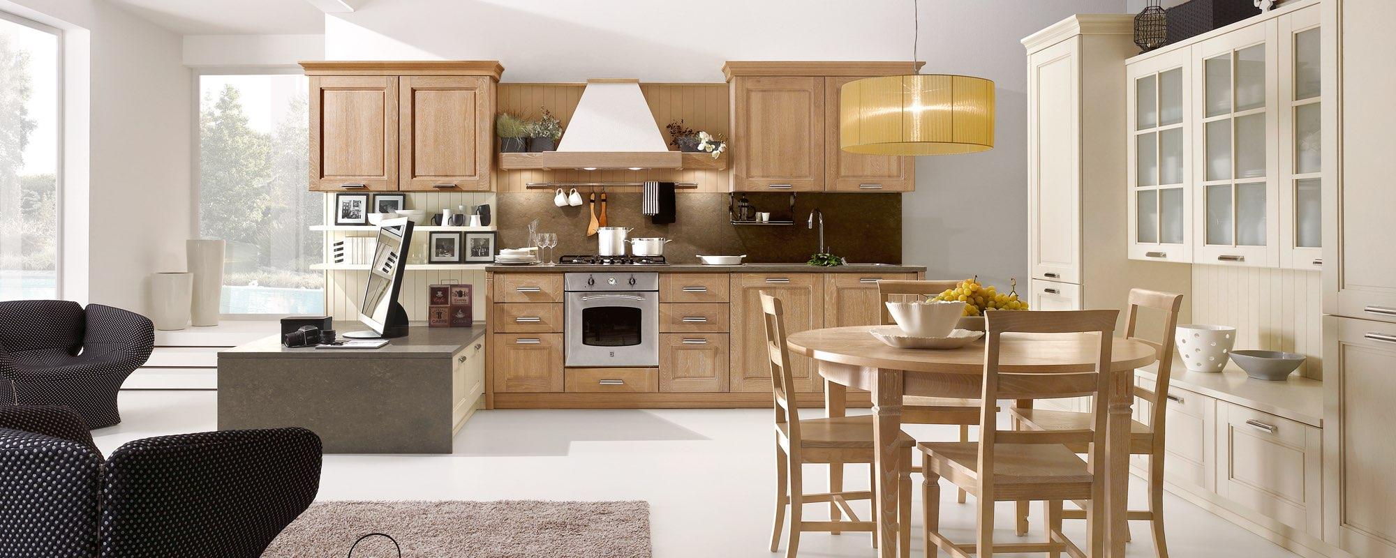 tavolo e sedie da cucina stosa contemporanea -ONTARIO