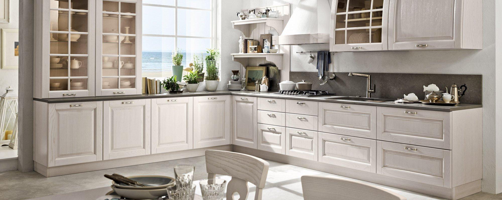 Stunning Cucina Classica Bianca Gallery - Home Ideas - tyger.us