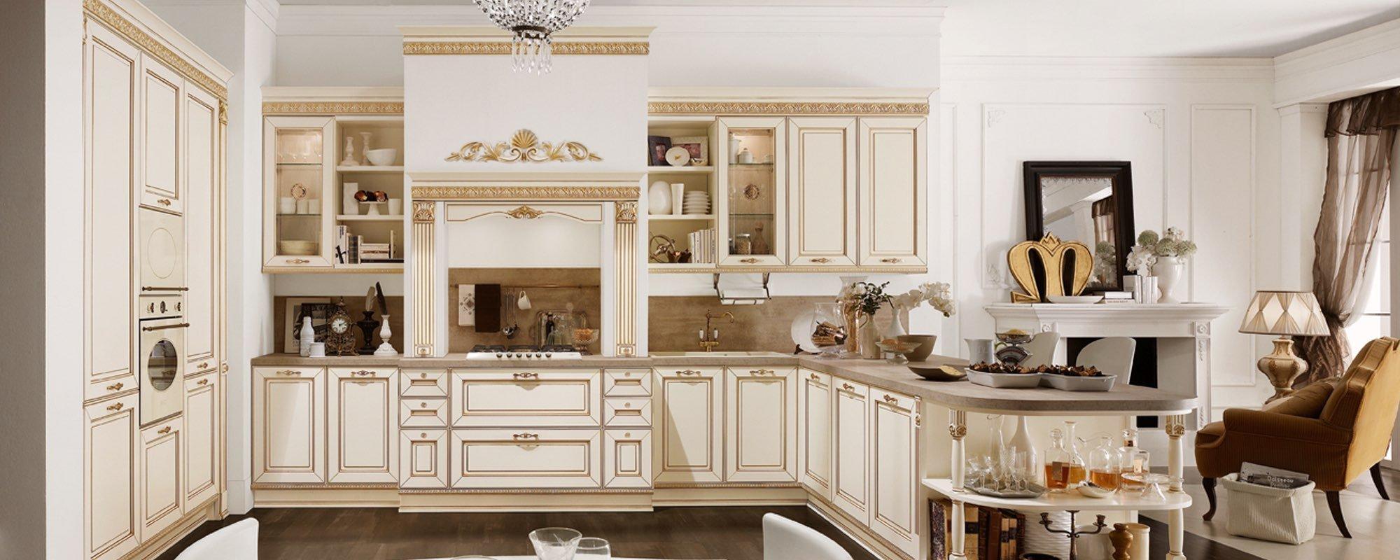 cucina stosa classica - modello cucina Dolcevita