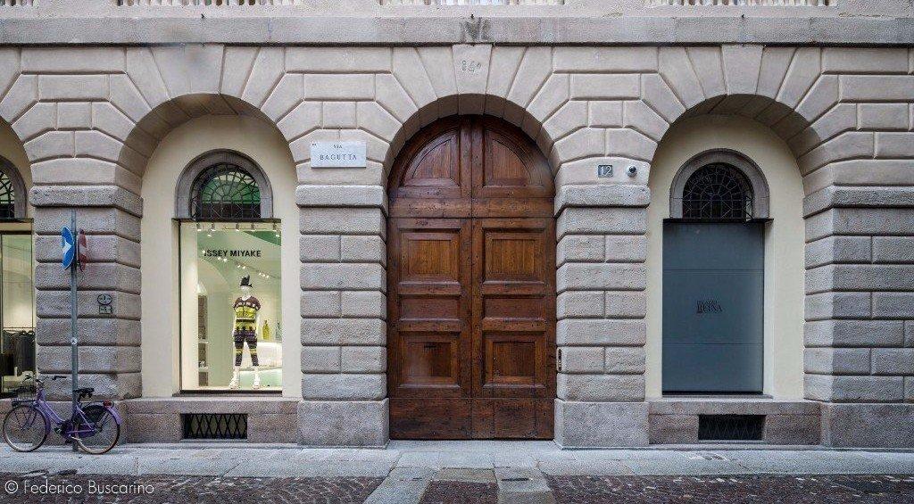palazzo antico restaurato