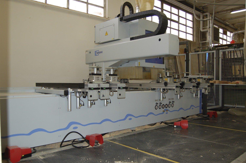 macchinario per lavorare legno