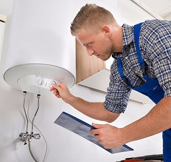 Expert repairing water heater in Washingtonville, NY