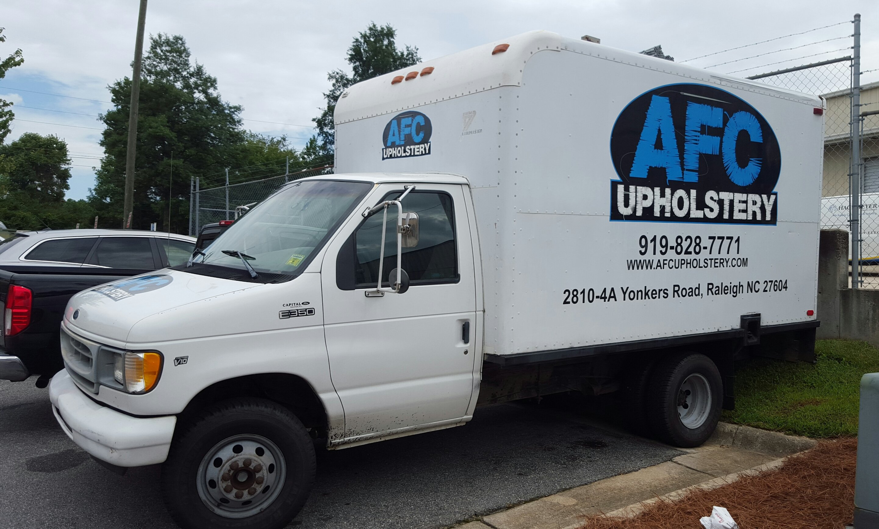 Upholstery Repair Raleigh, NC | Upholstery Services Cary, NC