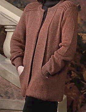 brown womens alpaca sweater.