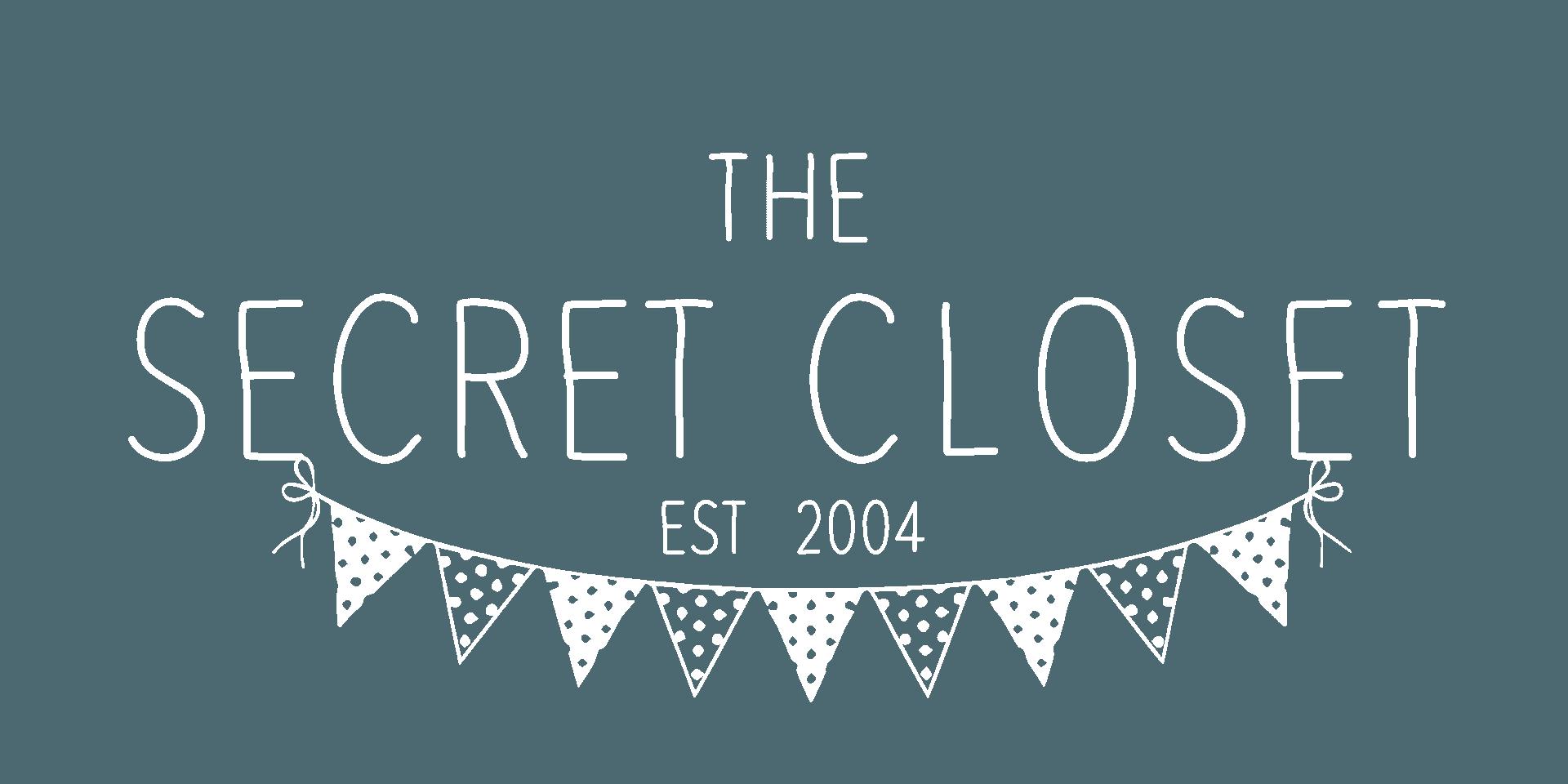 The secret Closet logo