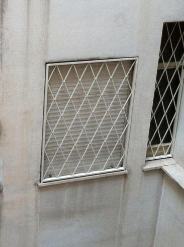 Inferriata esterna finestra