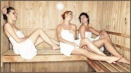 bagno turco sauna
