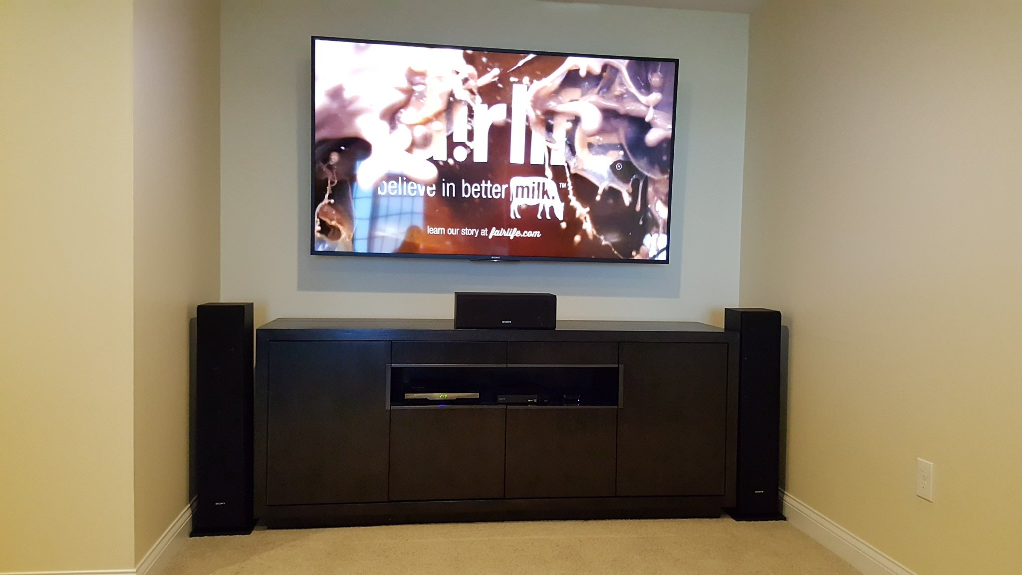 home theater room, home theater, home theater installation