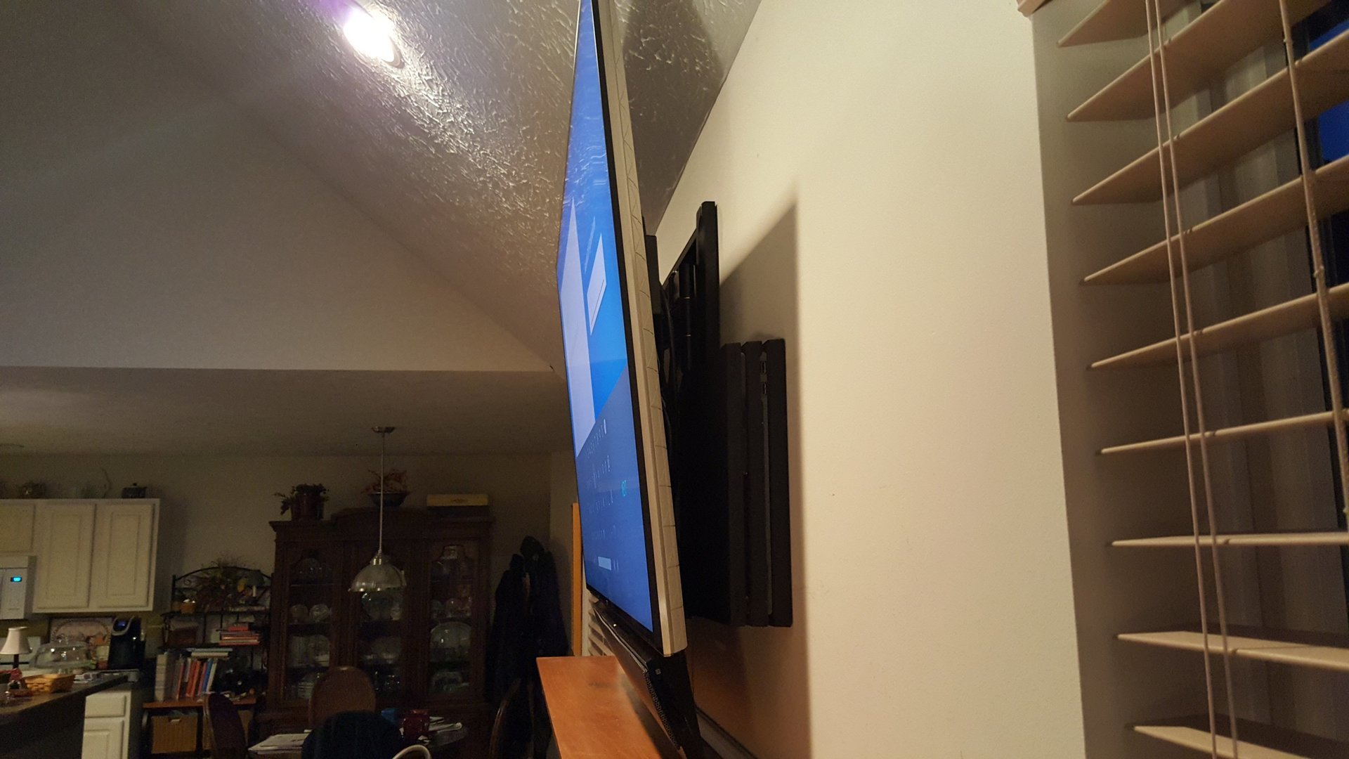 Tv Wall Mounting Fireplace Installation Setup Wiring Behind Hiding Cable Box For Mounted