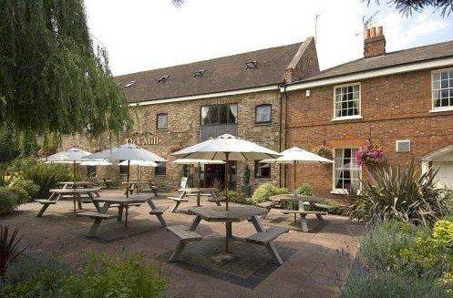 Ock Mill, Abingdon, Oxfordshire
